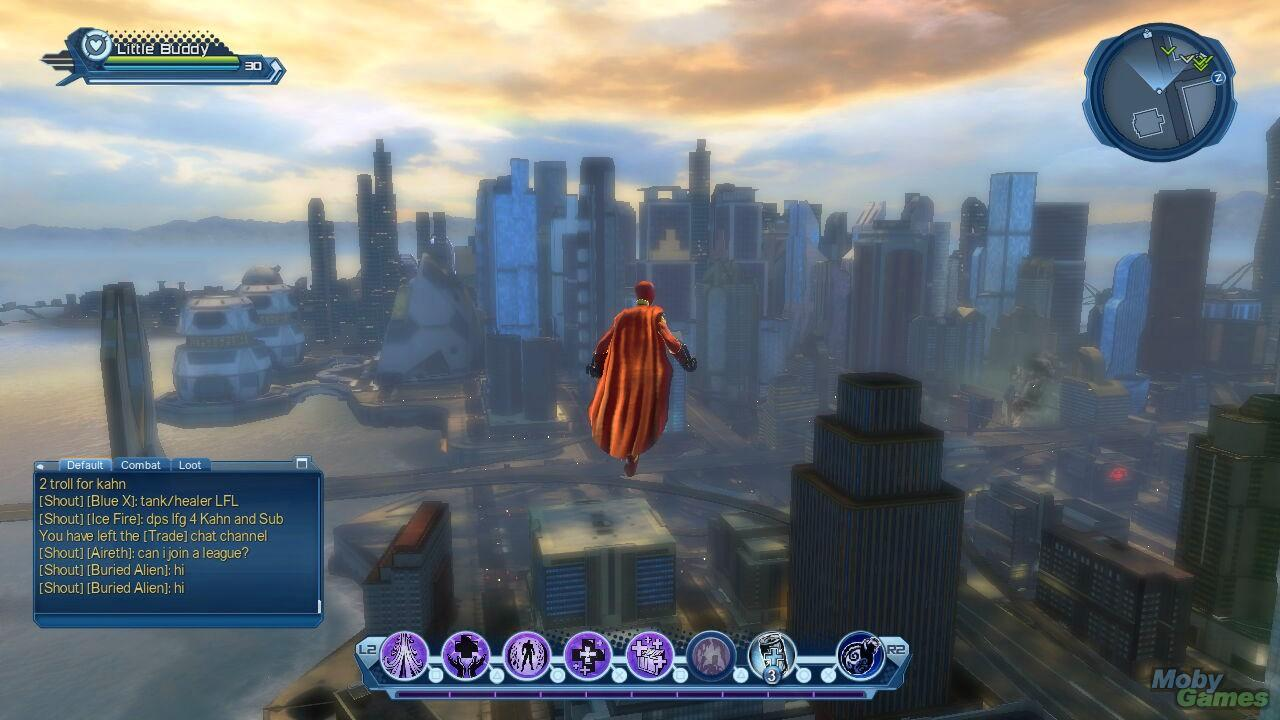 Game Dc Universe Online Pc