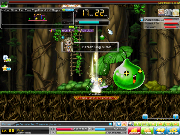 11 Things We Probably Miss from the Old MapleStory – Theo